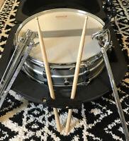 Vintage Ludwig Snare Drum db-300 WeatherMaster Stand & Case