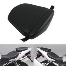 Black Rear Passenger Pillion Seat For Yamaha YZF R6 2003-2005 YZF R6S 2006-2009