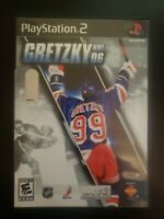Gretzky NHL 06 Sony PlayStation 2 WITH CASE & MANUAL BUY 2 GET 1 FREE