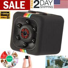 Mini Micro COP Cam Newest SQ11 HD 1080P Security Camera Night Vision Recorder US