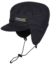 Regatta waterproof mens padded igniter HYDRAFORT trapper hat with ear flaps