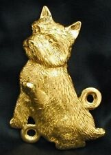 Norwich Terrier Hook in Bronze