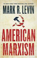New listing American Marxism Hardcover – SIGNED From Bookends Bookstore by Mark R. Levin