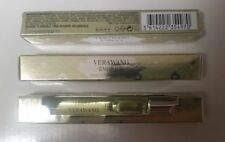 3 New Vera Wang Embrace Green Tea and Pear Blossom Rollerball 0.33 fl oz Each