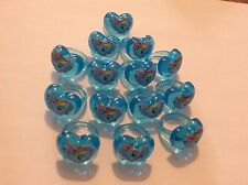Party Bag Fillers X 14 My Little Pony Heart Rings