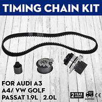 For AUDI A3 A4 VW Golf Passat 1.9 2.0 TDI KP55569XS-1 Timing Belt Kit Water Pump