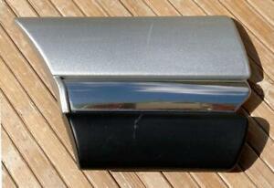 Buick Lesabre Custom DRIVER Front Fender Trim 97-99 Galaxy Silver Molding W/Clip