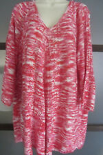 Drapers & Damons Sweater 2X Pink Chic Soft Comfy Stylish