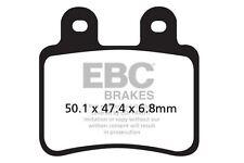 FIT HONDA-HM (ITALY)  CRE 50 Baja/Six/Derapage 03>09 EBC Sintered Pad Set Rear