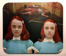 Stanley Kubrick's The Shining - Murdered Grady Twins - Mousepad - RARE!