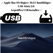 ?Apple Mac OS Mojave 10.14 bootfähiger USB Stick 2.0 Boot Update Install