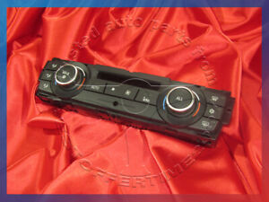 BMW F25 X3 series AUTOMATIC AIR CONDITIONING CLIMATE HEATER CONTROL MODULE Klima