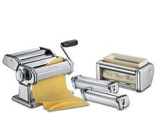 Kuchenprofi PASTACASA 150 Pasta Machine 4 Piece Set With Free Pasta Dryer rack