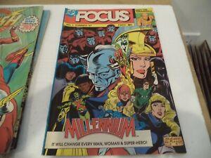 FOCUS #1 (1987 Series), DC Comics Book    B9