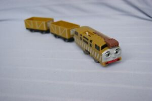 TOMY Thomas & Friends DIESAL 10 and TRUCKS