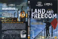 Land and Freedom (1995) - Ken Loach, Ian Hart, Rosana Pastor  DVD NEW