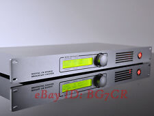 DSP & DDS DDone-1 Digital Max 1W FM stereo broadcast exciter  87.5-108MHz NEW