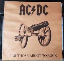 AC/DC Good (G) Sleeve LP Vinyl Records