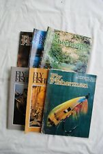 """Seven Issues Of """"Fly Fisherman� Magazine From 1977"""
