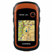 BRAND NEW! GARMIN eTrex 20x HANDHELD GPS ETREX 20x WITH GENUINE GARMIN WARRANTY