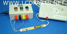 LCD Screen Backlight Inverter Tester - IT02. No more guess works!