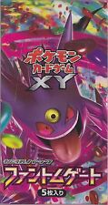 Pokemon Card XY Booster Part 4 Phantom Gate Sealed Box XY4 1st Edition