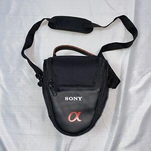 Sony Alpha Camera Bag With Shoulder Strap
