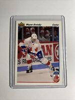 Wayne Gretzky UD CENTER CANADA CLIP 1991 T3-91
