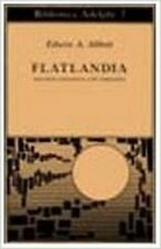 Flatlandia Racconto Fantastico A Piu Dimensioni ,Edwin A. Abbott  ,Adelphi,1966