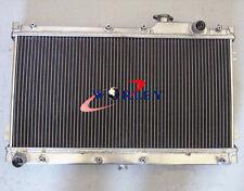 Aluminum radiator for MAZDA MIATA MX5 1.6L 1.8L 1990-1997 Manual