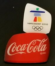 2010 Vancouver Coca-Cola  Olympic pin