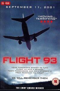 Flight 93 (DVD 2006 - Jeffrey Nordling - Brennan Eliottt) T2TCDVD828 D01
