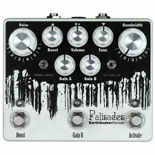 EarthQuaker Devices Palisades Mega Ultimate Overdrive Pedal OD