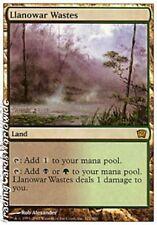 Llanowar Wastes // NM // Ninth 9th Edition // engl. // Magic the Gathering