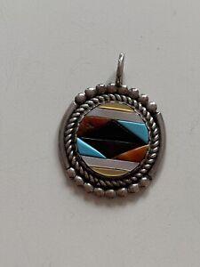 Native America Navajo Pendant