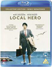 Local Hero: Collector's Edition - Blu ray NEW & SEALED (2 Discs) Burt Lancaster