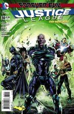 Justice League #30 First Appearance Jessica Cruz New 52 DC Comics