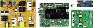 Vizio D50U-D1 (LTCWTQGS Serial) Complete LED TV Repair Parts Kit SEE NOTE