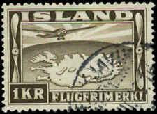 Iceland Scott #C19 Used
