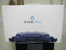HTC Vive Pro Virtual Reality System Starter Kit Excellent in Box