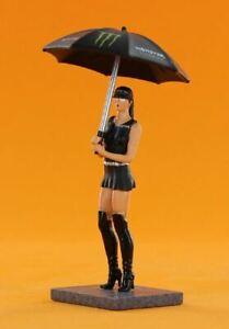 Sideways SWFIG/012 Pit / Grid Girl + Umbrella Monster Energy Laly