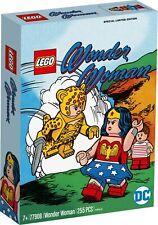 LEGO DC Wonder Woman 77906 Limited Edition 2020 DC Comic Fandome EXCLUSIVE NEW