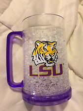 OFFICIALLY LICENSED NCAA LOUISIANA STATE UNIVERSITY LSU TIGERS FREZZER MUG CUP