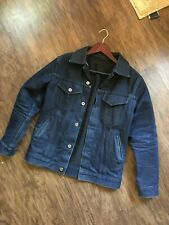 3sixteen Lightweight Type 3s Denim Jacket - Indigo 101x – Size Small