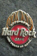 HRC Hard Rock Cafe ONLINE 3d logo with flames