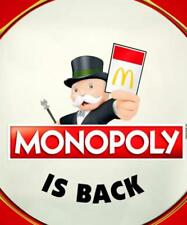 |McDonald's Monopoly 2020| Maccas Tokens Unclaimed New McDonald Tickets