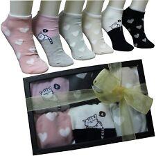 e093f5365 Calcetines Mujer Corazones Gatitos Caja Regalo Ideas Box Moda Chica  Regalitos 10