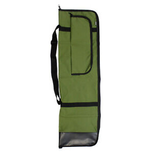 UKShoot Rotary Bag with Pockets Shooting Hunting Field Green Whirlie Magnet