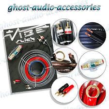 Vibe 8 awg gauage slick vsawk8-v1 1 500 W Amplificateur Câblage Amp Kit / sub kit