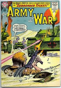 Our Army at War #149 1964 Very Good+ (4.5)